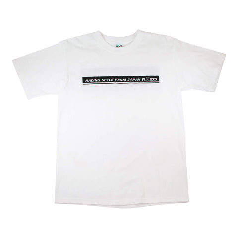 RÄZO Racing T-Shirt, White