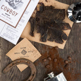 GOOD FISHING - Side Project Jerky, 2oz Package - Cowboy