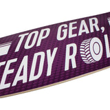 GOOD FISHING - Top Gear Steady Rollin Skate Deck - Graphic Detail