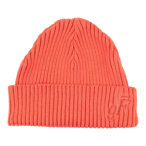 gF Logo Beanie, Burnt Orange