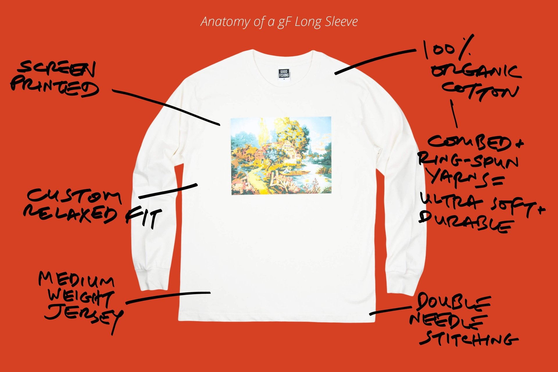 Anatomy of a gF Long Sleeve