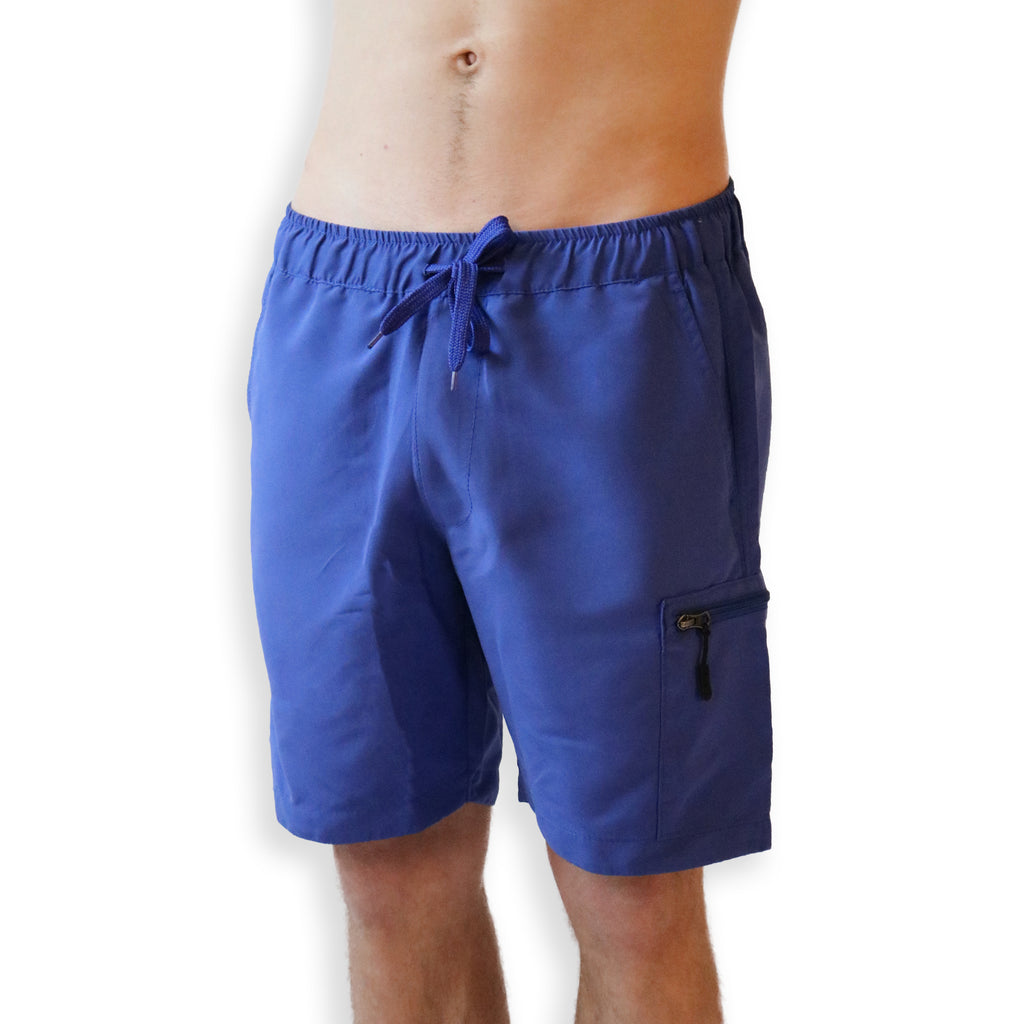 Holmes Athletics Canada Weekend Short Blue