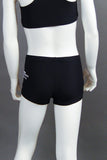 Holmes Athletics Canada Girls Basic Gym Short Back View