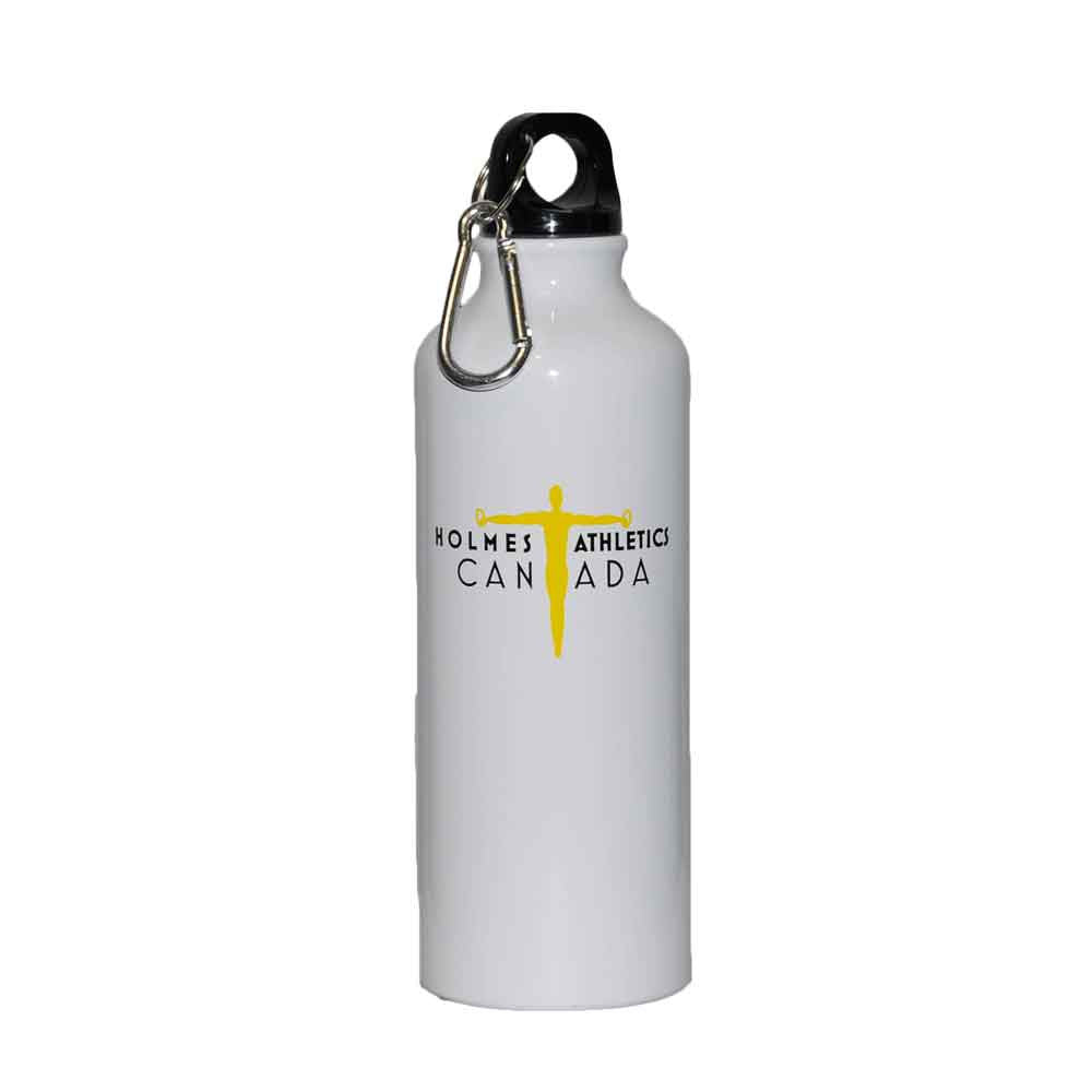 HAC Holmes Athletics Canada Logo Water Bottle