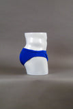 "HAC Swim Men's 2"" Side Swim Brief - Blue Oh Canada Right Side Image"
