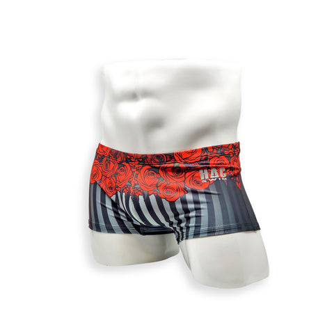 Box Cut Swim Trunk - Night Circus