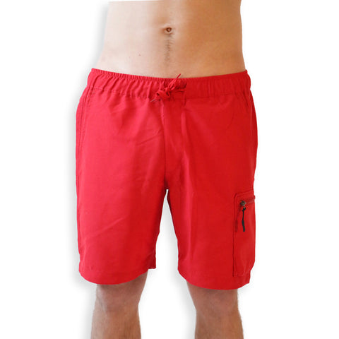 Weekend Short - Red