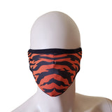 Fabric Face Mask - Tiger