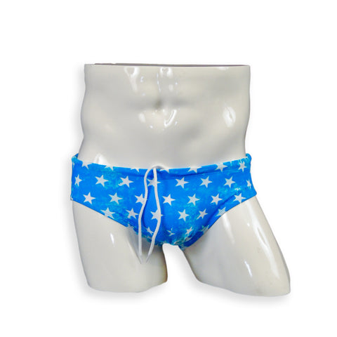 Basic Swim Brief - Vintage Star