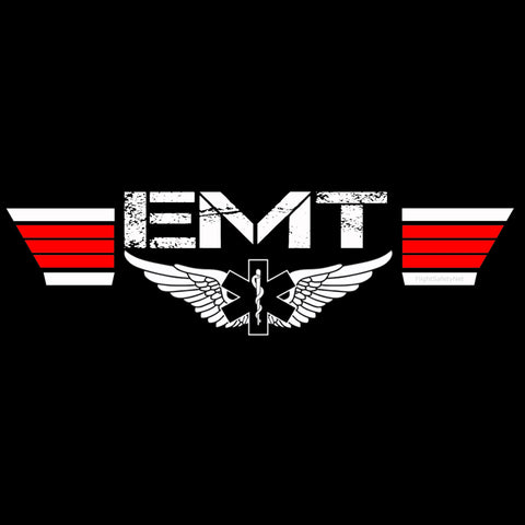 Emergency Medical Technician (EMT) T-shirt Design at EMS Flight Safety Network