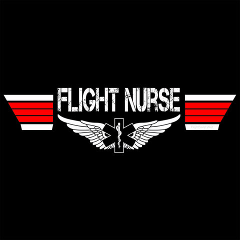 Flight Nurse T-shirt Design at EMS Flight Safety Network