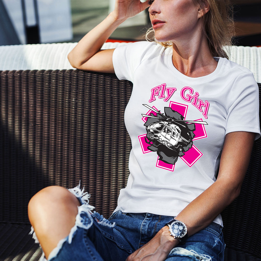 The Fly Girl T-Shirt