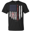 Image of American Firefighter Pride Gildan Ultra Cotton T-Shirt