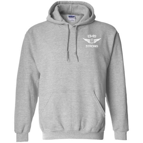 EMS Strong Wings Heavyweight Pullover Hoodie 8 oz