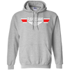 Image of Flight Communications Wings Heavyweight Pullover Hoodie 8 oz