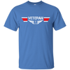 Image of Veteran EMS Wings Ultra Cotton T-Shirt