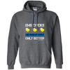 Image of EMS Chicks Gildan Unisex Pullover Hoodie 8 oz.