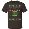 Image of EMT Ugly Sweater Gildan Unisex Ultra Cotton T-Shirt