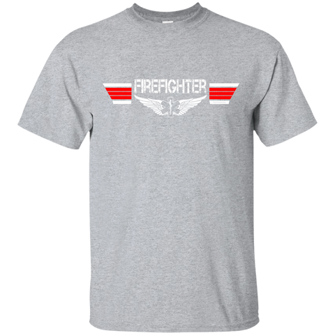 Firefighter EMS Wings Ultra Cotton T-Shirt