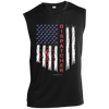 Image of Dispatcher Pride Sport-Tek Sleeveless Performance T-Shirt