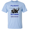 Image of Once You Taste Flight Gildan Ultra Cotton Unisex T-Shirt