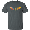 Image of Colorful EMS Wings Unisex Ultra Cotton T-Shirt