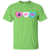Image of EMT Candy Hearts Gildan Unisex Ultra Cotton T-Shirt