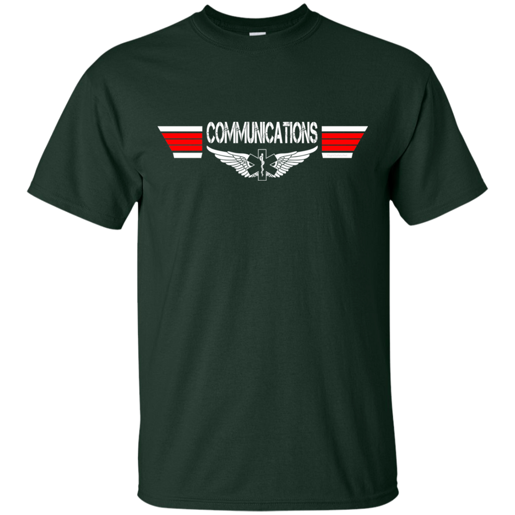 Communications Center Wings Ultra Cotton T-Shirt