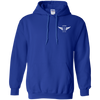 Image of Flight Crew Fear No Evil Gildan Unisex Pullover Hoodie 8 oz.