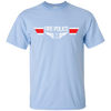 Image of Fire Police Wings Ultra Cotton T-Shirt