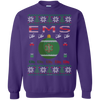 Image of EMS Ugly Sweater Gildan Crewneck Pullover Sweatshirt  8 oz.