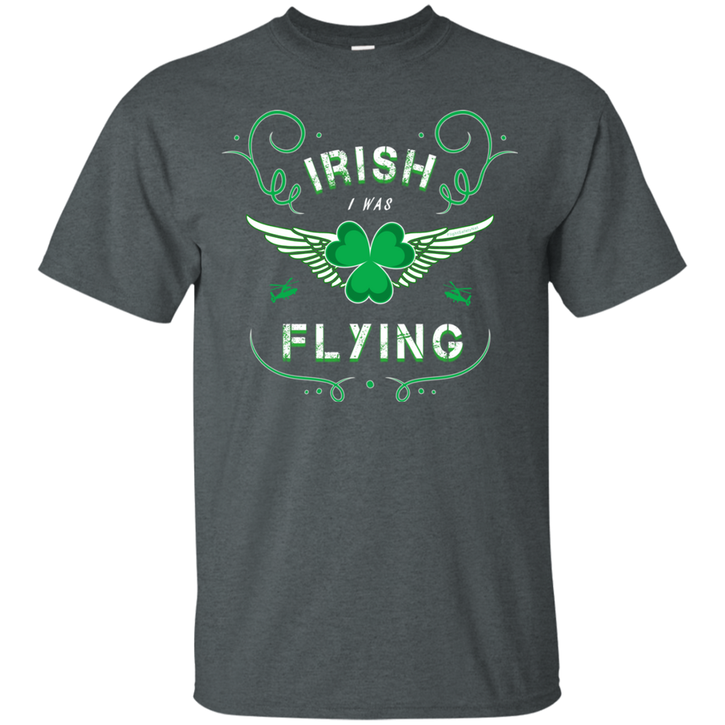 IRISH I Was FLYING Gildan Unisex Ultra Cotton T-Shirt