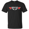 Image of Dispatcher EMS Wings Ultra Cotton T-Shirt