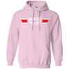 Image of Nurse Wings Heavyweight Pullover Hoodie 8 oz