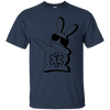 Image of Dabbin EMS Bunny Gildan Unisex Ultra Cotton T-Shirt