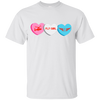 Image of Fly Girl Candy Hearts Gildan Ultra Cotton Unisex T-Shirt