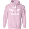 Image of EMS Strong Wings Heavyweight Pullover Hoodie 8 oz