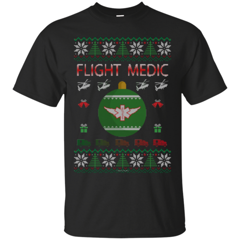 Flight Medic Ugly Sweater Gildan Unisex Ultra Cotton T-Shirt