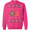 Image of Mechanics Got Balls Ugly Sweater Gildan Crewneck Pullover Sweatshirt  8 oz.