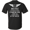 Image of Flight Crew Fear No Evil Gildan Unisex Ultra Cotton T-Shirt