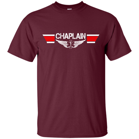 Chaplain Wings Ultra Cotton T-Shirt