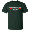 Image of Trauma Doctor EMS Wings Ultra Cotton T-Shirt