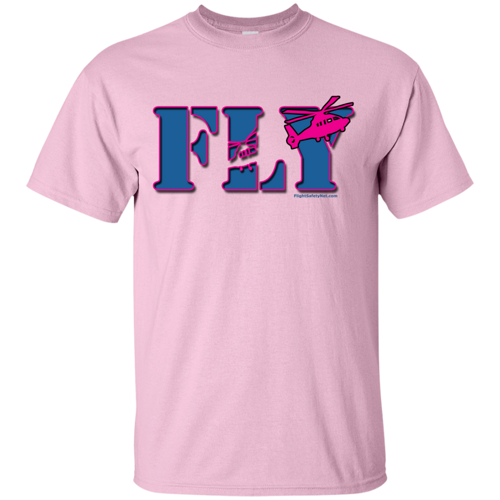 Fly EMS Helicopters Ultra Cotton T-Shirt