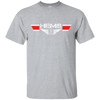 Image of HEMS Wings Ultra Cotton T-Shirt
