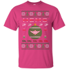 Image of HEMS Ugly Sweater Gildan Unisex Ultra Cotton T-Shirt