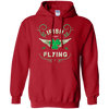 Image of IRISH I Was FLYING Gildan Unisex Pullover Hoodie 8 oz.
