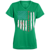 Image of Dispatcher Pride Augusta Ladies' Wicking T-Shirt