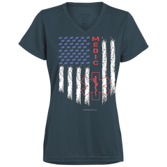 Medic Pride Augusta Ladies' Wicking T-Shirt