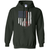 Image of Mechanic Pride Gildan Pullover Hoodie 8 oz.