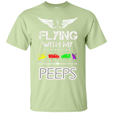 Flyin' With My Peeps Ultra Cotton T-Shirt